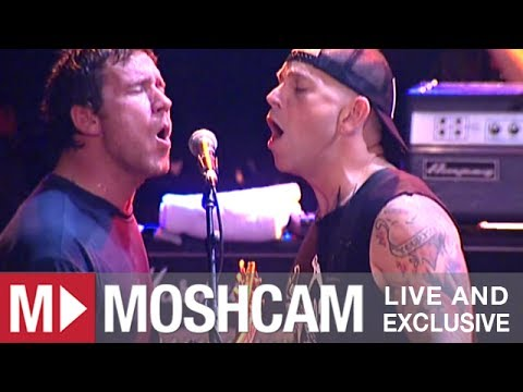 Hot Water Music & Greg Attonito (Bouncing Souls) - Wayfarer | Live in Sydney | Moshcam