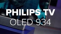 Philips OLED 934 im Test: Super Klang und feinstes Bild | deutsch
