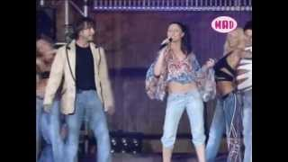 Christos Dantis & Helena Paparizou - Anapantites Kliseis (Live @ Mad Video Music Awards 2004) YouTube Videos