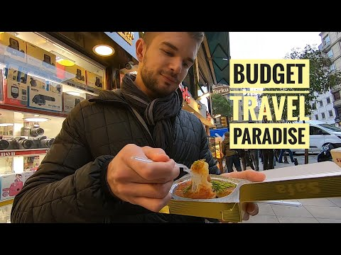 Travel to ISTANBUL TURKEY - Best cheap traditional food & drinks you need to taste (Top 10)