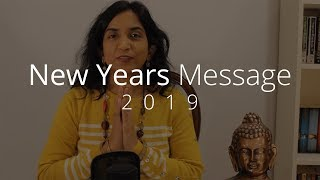 My Mind My Friend | New Years Message 2019