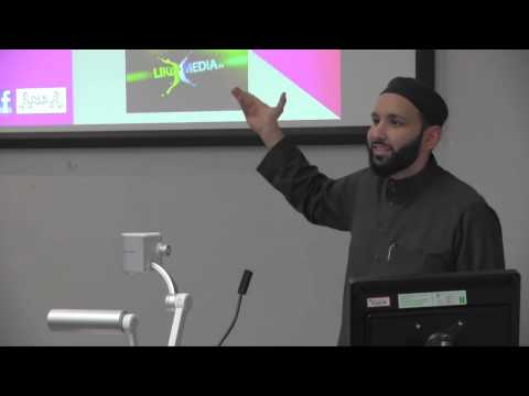 Shaykh Omar Suleiman - Laws of Love   likeMEDIA.tv