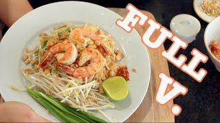 Classic Pad Thai Recipe ผัดไทย - Hot Thai Kitchen