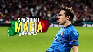 Federico Chiesa 2020/21 ❯ SPAGHETTI MAFIA (body remix)   Skills, Tricks & Goals - HD