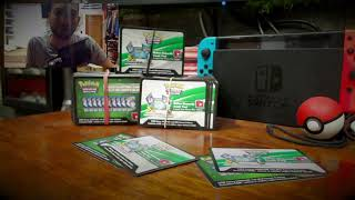 """Pokemon """"TCGO"""" Trading Card Game Online Booster Pack & Online Rewards Code Giveaway #71"""