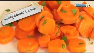 Thanksgiving Recipes: How To Make Honey-glazed Carrots