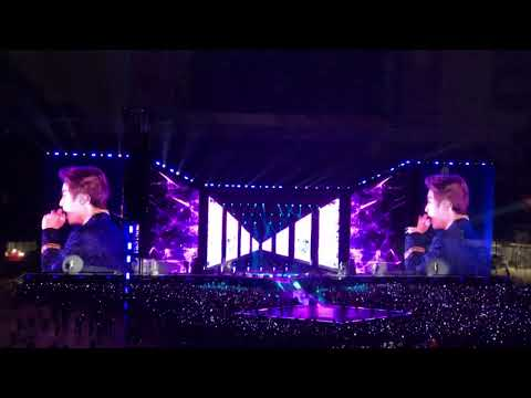 BTS- Magic Shop (Love Yourself Tour Citi Field, NY) 10/06/2018