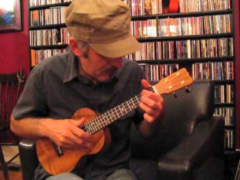 Mason Williams' Classical Gas for ukulele