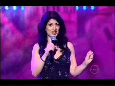 Shappi Khorsandi Melbourne Comedy Festival Gala 2007