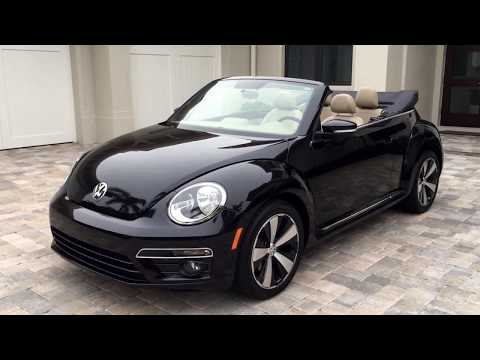 2013 Volkswagen Beetle Convertible Turbo for sale by Auto Europa Naples