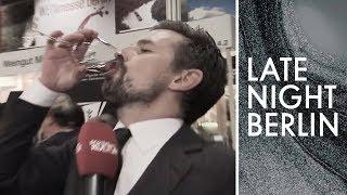 Prost! Klaas Heufer-Umlauf besucht die Weinmesse | Preview | Late Night Berlin | ProSieben