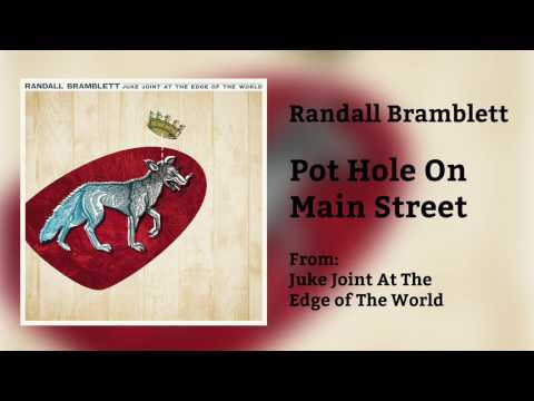 "Randall Bramblett - ""Pot Hole On Main Street"" [Audio Only]"