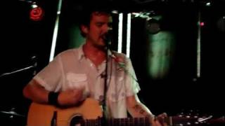 Frank Turner - Poetry of the Deed [live @ Club Vaudeville Lindau]