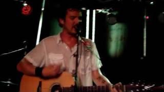 Frank Turner - Poetry of the Deed [live @ Club Vaudeville Lindau]