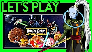 Let´s Play: (Wii) Angry Birds Star Wars - HD