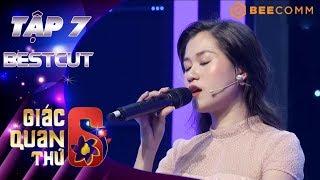 Lâm Vỹ Dạ cover hit của Mỹ Tâm khiến Trương Thế Vinh điêu đứng | Giác Quan Thứ 6