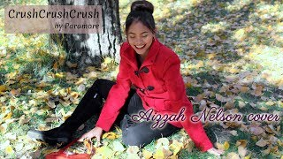 CrushCrushCrush by Paramore | Aizzah Nelson cover from Smule