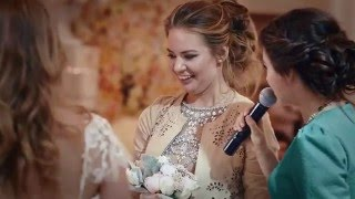 Свадьба в отеле Radisson Royal Украина