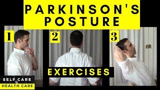 Physical Therapy Video: Posture exercises for Parkinson's Disease