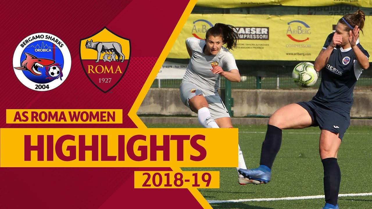 Orobica 2-3 Roma Women