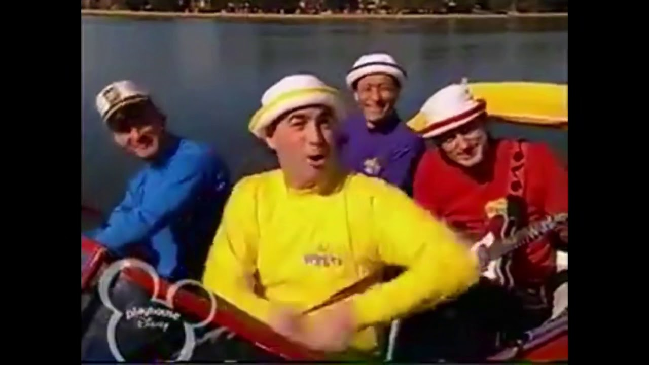 The Wiggles Big red boat Playhouse Disney Version