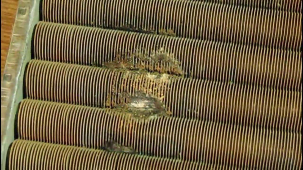 Как снять теплообменники на котле навьен Пластины теплообменника Sondex S65 Липецк
