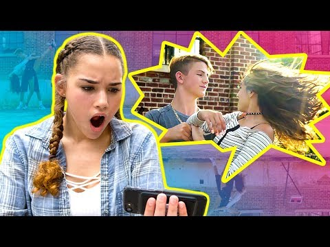 Thumbnail: Gracie Reacts to GONE by MattyBRaps!