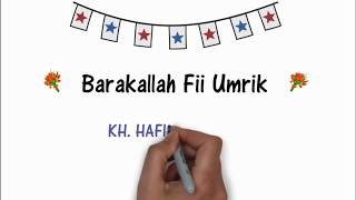 Gambar cover UCAPAN ULANG TAHUN ISLAMI (SELAMAT MILAD BARAKALLAH FII UMRIK)