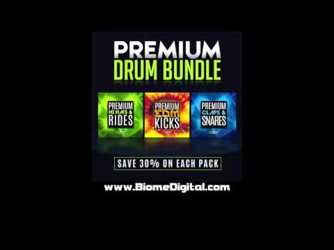 EDM Drums, House Drum Samples, Techno Drums - Download FREE Demo
