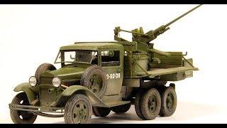 (War Thunder)72 К ГАЗ-ММ и 94 КМ зис 12.Моя тактика