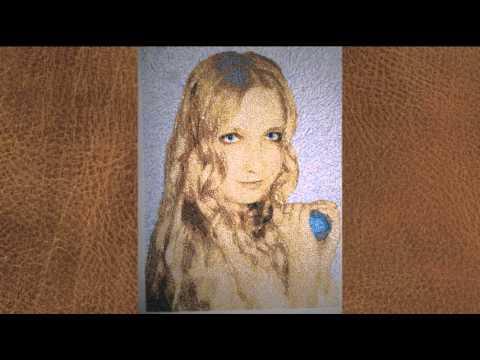 Вышивка портреты