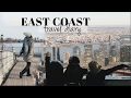 East Coast Travel Diary | NY, VA, DC