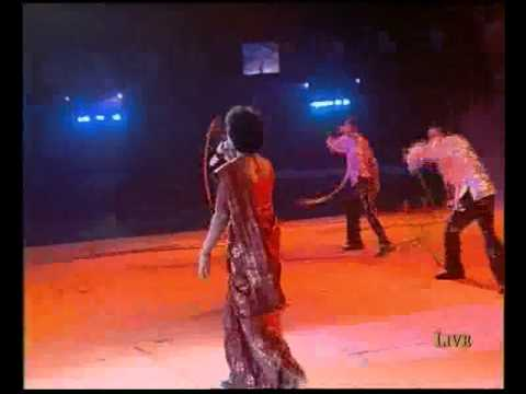 Rongman(the theme song of d National Games) by Dr.Sangita Kakati(Sports Sonata).flv