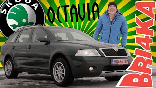 Skoda Octavia | (scout) 2 gen (1Z) | Test and Review | Bri4ka.com