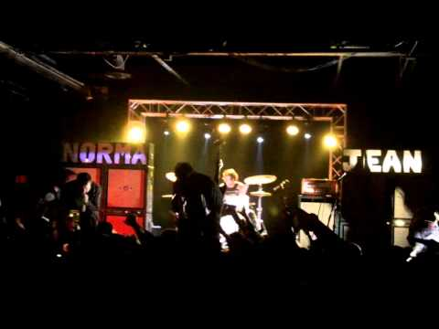 Norma Jean - Live in Columbus - Memphis Will Be Laid to Waste