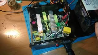 Блок питания от power master 400tm