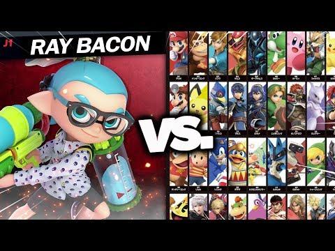 1 vs 1 con SUBS en SUPER SMASH BROS ULTIMATE 😜 Directo en Nintendo SWITCH ID: k2C6X