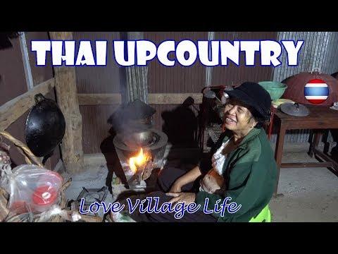 Thai Home Cooking Breakfast Ban Tham Village Northern Thailand