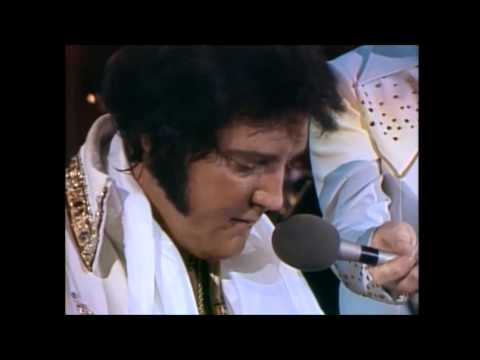 "Just before Elvis died, he recorded this absolutely incredible performance of ""Unchained Melody"""