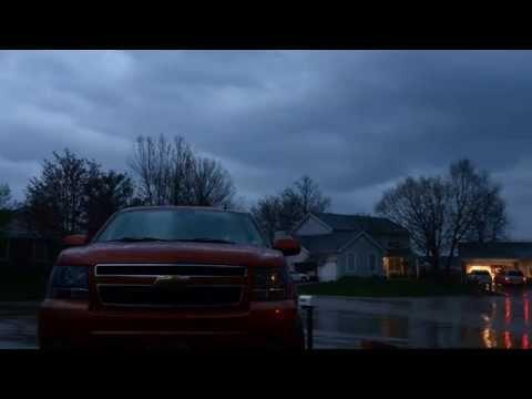 Thunderstorm - April 10, 2013 - Saint Peters, MO