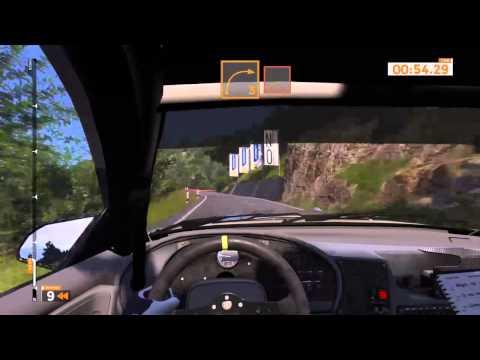 Demo Sebastián Loeb Evo Rally