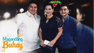 Aiko Melendez and Jomari Yllana thought of patching things up for t...