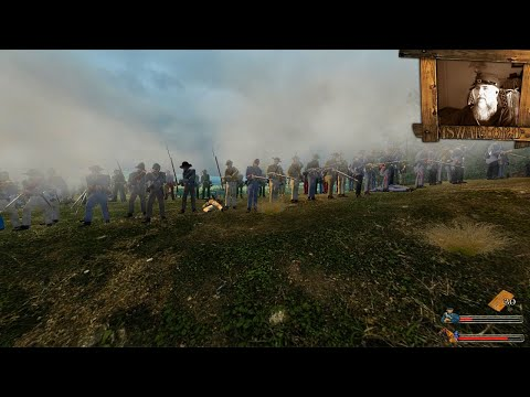 🪕 American Civil War Mod: 2nd Look & Daily Tactical  
