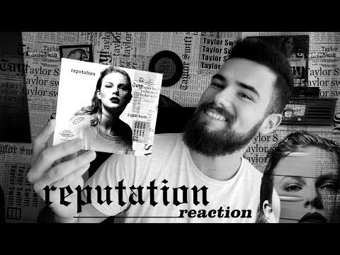 TAYLOR SWIFT - REPUTATION | ALBUM REACTION / REACCIÓN + UNBOXING | MR.GEORGE
