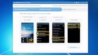 Sony Xperia Data Recovery (Xperia R1 | Z1 - Z5 | Z Ultra/ZR/XZ1/XZs/L1/XA1/M2/Z1S/M/A4/C4/E4/M4)