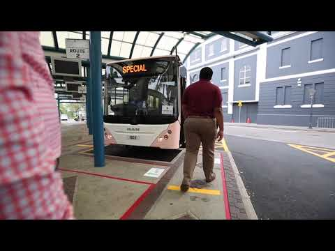 Department Of Public Transportation Message, May 25 2020