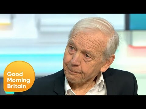 John Humphrys Shares His Thoughts on Naga Munchetty BBC Row | Good Morning Britain