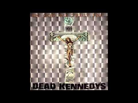 Dead Kennedys   In God We Trust, Inc  Album