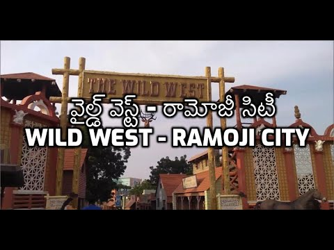The Wild West Show in Ramoji Film City - Hyderabad | Stunt show in hyderabad | movie in hyderabad