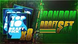 x8 RANDOM TOP 10 PACKS! WE PULLED THE BEST POSSIBLE PLAYER! MI…